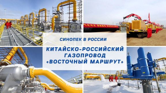 Russia approves Sinopec's participation in huge petrochemical project