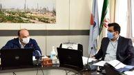 توافق برای سرمایه گذاری مشترک با شرکت انرژی غدیر جهت تامین برق طرحهای توسعه ای شرکت پتروشیمی تبریز