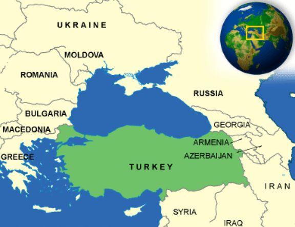 کاهش رشد تولیدات ترکیه در می
