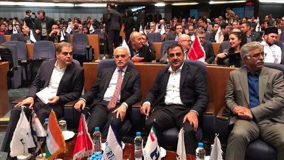 Türkiye'nin katılımıyla İran İş Konseyi Tahran'da yapıldı