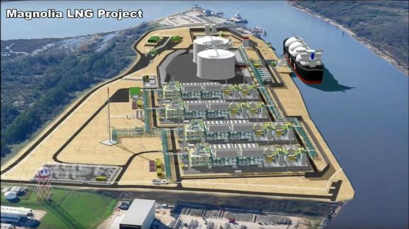Magnolia LNG project gets lift from capacity deal tied to Vietnam power project.