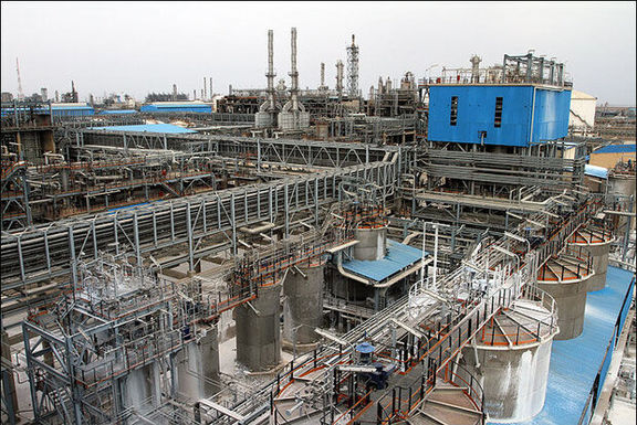 Arvand petchem plant relies on local suppliers for catalysts