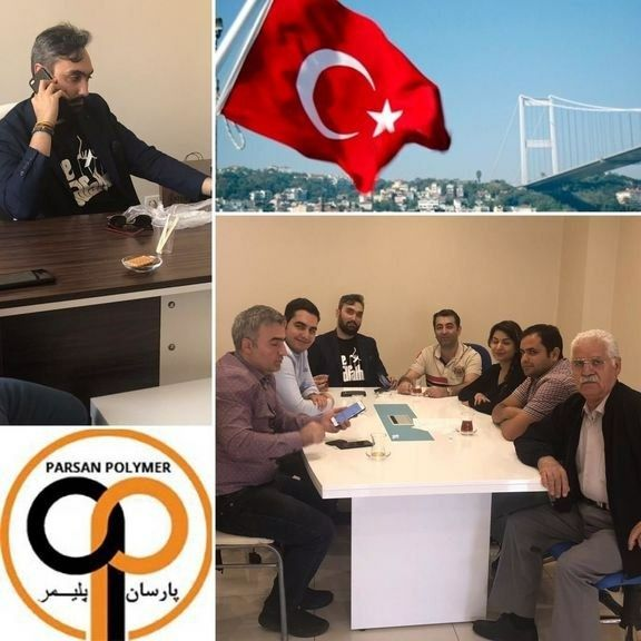Opening An Agency Of ParsanPolymer Trading Company In Turkey.