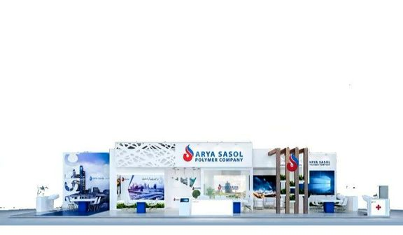 AryaSasol's third consecutive appearance in Iran Plast International Exhibition