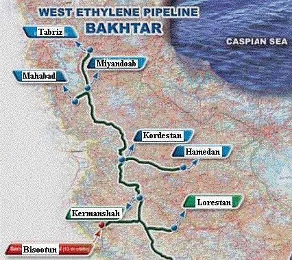 Western Ethylene Pipeline Situation