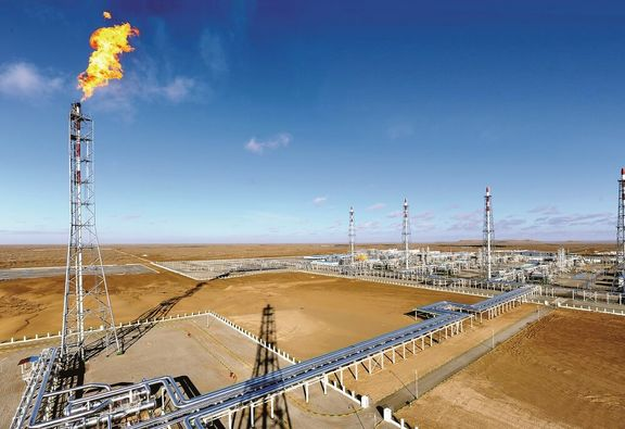 ترکمنستان و گاز فراوان