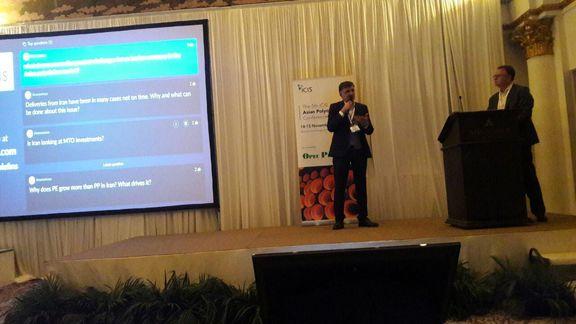 کنفرانس «پلی اولفین ها در آسیا» امروز آغاز به کار کرد