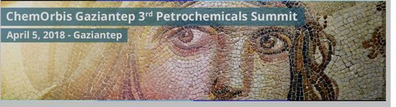سخنرانی سرپرست تاپکو در کنفرانس Chemorbis با موضوع بررسی بازار پلیمرها