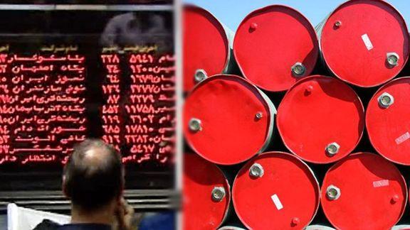 شکست دوباره نفتی بورس