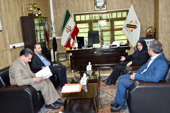 قرارداد انبار اختصاصی گمرک در پتروشیمی تبریز جهت نگهداری کالاهای وارداتی