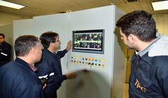 سیستم جدید کنترل اکسترودر واحد پلی اتیلن پتروشیمی تبریز طراحی و ساخته شد