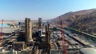 عملیات تعمیرات اساسی در منطقه 2 شرکت پتروشیمی شیراز در مهرماه 1400