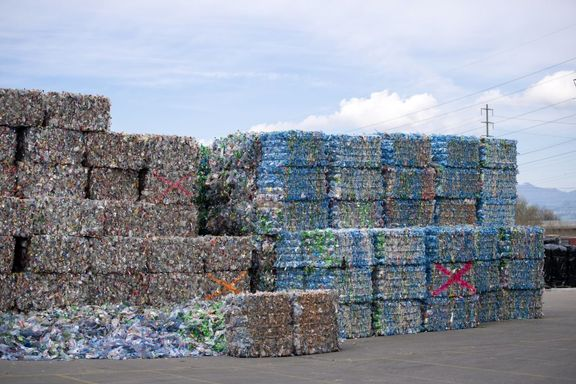System makes Switzerland PET-recycling-Champion – view