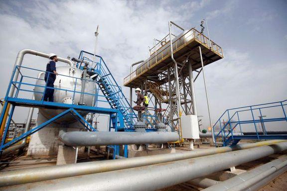 Iraq oil exports at 3.44 million bpd, revenues more than halve in April.