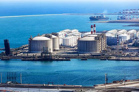 China's largest petrochemical port enters operation