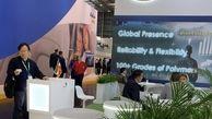 استقبال چشمگیر بازدیدکنندگان از غرفه شرکت بازرگانی پتروشیمی در نمایشگاه دوسلدورف آلمان